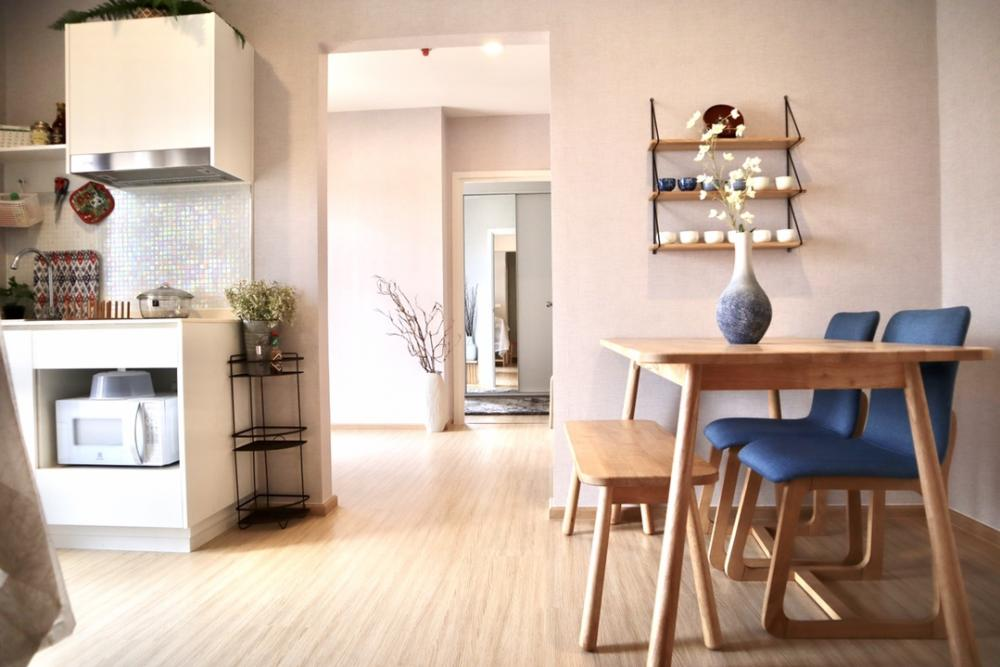 For RentCondoPinklao, Charansanitwong : Plum condo Pinkao, corner room, 2 bedrooms