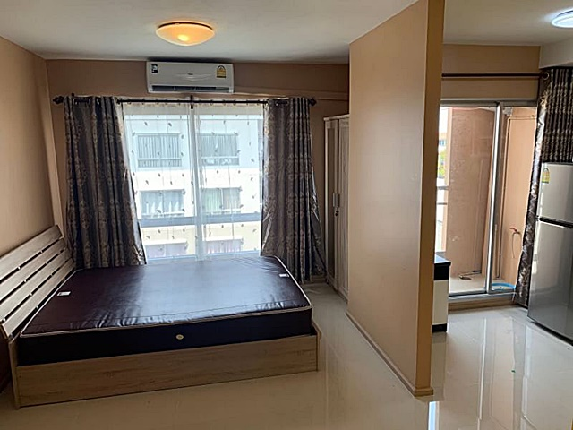 For RentCondoLadprao101, The Mall Bang Kapi : Available 22/09/2020 Condo for rent Plum Condo Ladprao 101 furniture with complete electrical appliances.