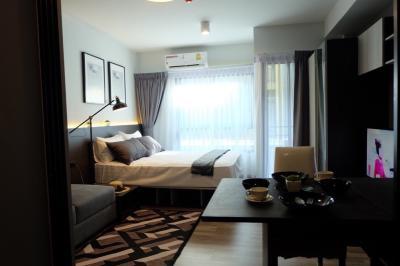 For RentCondoSapankwai,Jatujak : [For rent] Nice room ready to move in Estabe 'Phahonyothin 18 (Estabe Phaholyothin 18)