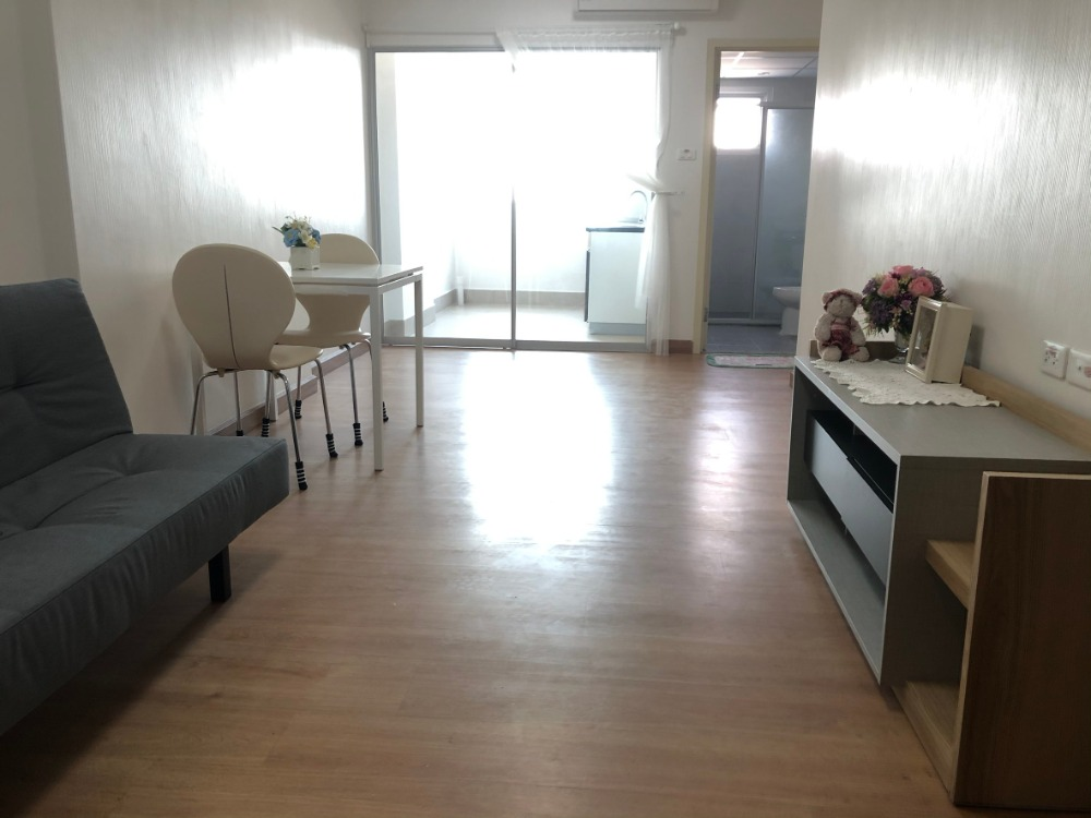 For RentCondoRattanathibet, Sanambinna : Supalai Vista Tiwanon For Rent 1 Bedroom Size 50sqm. Fully Furnished, very beautiful view, 11,000 / Month.