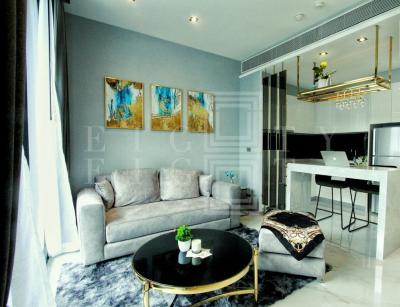 For RentCondoRama3 (Riverside),Satupadit : For Rent Canapaya Residences (45 sqm.)