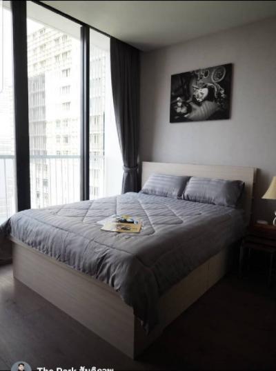 For RentCondoSukhumvit, Asoke, Thonglor : ให้เช่า คอนโด Park24 เฟส 2 ตึก 6 ชั้น 19 ขนาด 1 ห้องนอน 29 ตร.ม. ห้อง type นี้เป็น Walk In Closet  23,000