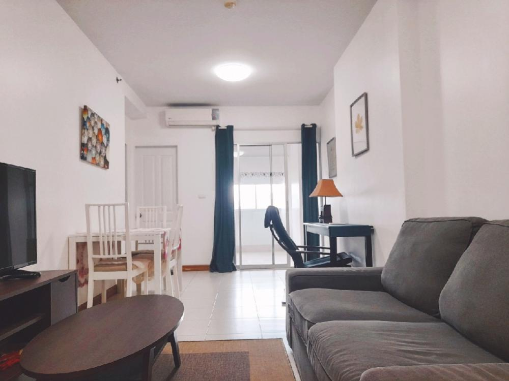 For RentCondoRama9, RCA, Petchaburi : 💥Cut the price of the condo 50 sq m.MRT Rama 9 for rent only ❣️13,000 baht ❣️Normal 18,000 Supalai Park Asoke-Ratchada 50 sq m. 1Bedroom 1 Living room 💟 4.5M❣️Only ❣️3.59M💟