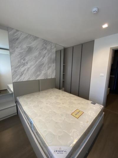 เช่าคอนโดอ่อนนุช อุดมสุข : Ideo Sukhumvit 93 new room for rent only 15,000/ month