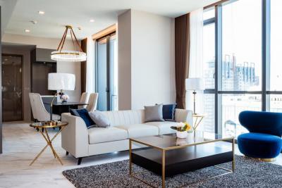 เช่าคอนโดสุขุมวิท อโศก ทองหล่อ : The Monument Thonglor for rent 2 Bedroom good designed