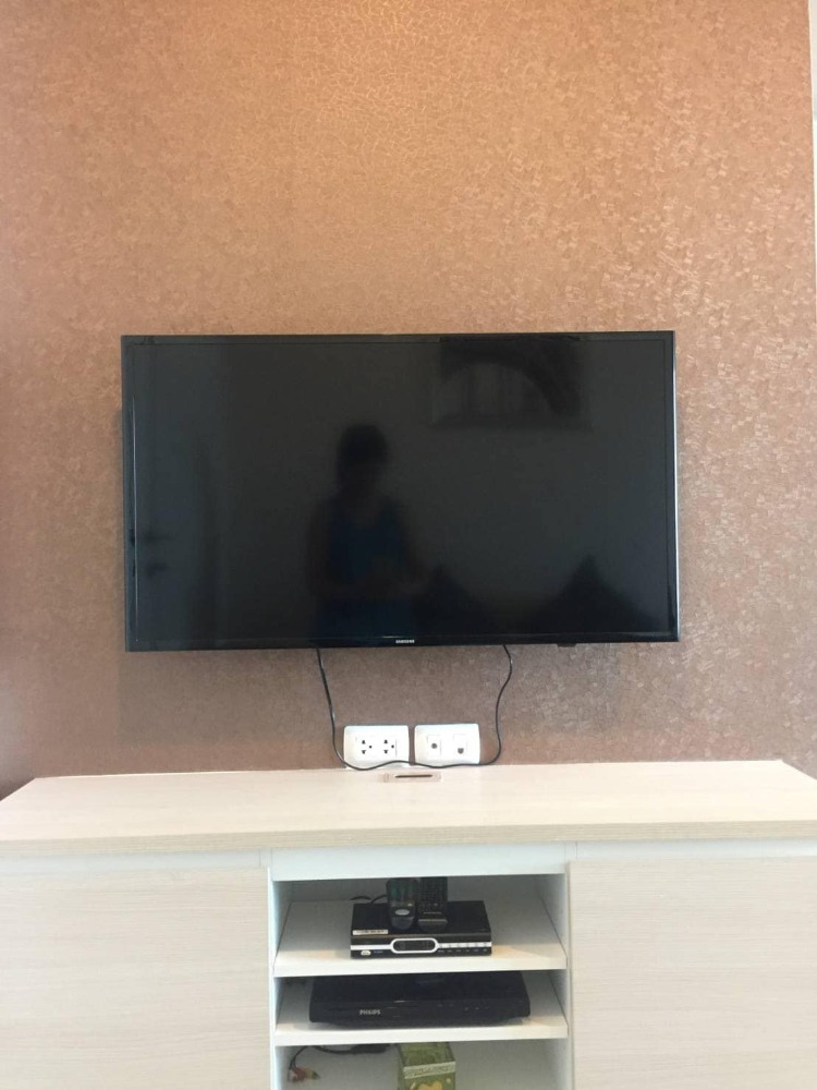For RentCondoBang Sue, Wong Sawang : R6962 ** For rent, there is a washing machine ** Condo Aspire Ratchada Wongsawang, size 26, 15th floor, complete electrical appliances.