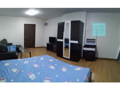 For RentCondoChengwatana, Muangthong : For rent Supalai City Resort Chaengwattana, 15th floor, size 34 sq m. Price 7500 baht / month.