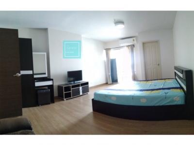 For RentCondoChengwatana, Muangthong : ให้เช่า Supalai City Resort แจ้งวัฒนะ ชั้น 17 ขนาด 34ตรม. ราคา 7500 บาท/เดือน