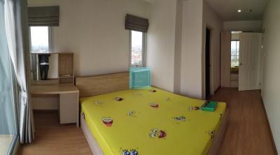 For RentCondoChengwatana, Muangthong : For rent, Supalai City Resort, Chaengwattana, 21st floor, size 70 sqm., Price 18,000 baht / month