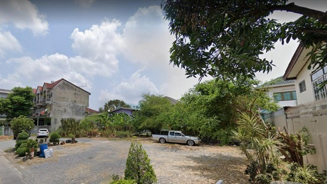 For SaleLandKaset Nawamin,Ladplakao : Land for sale, Soi Nawamin 59, area of 100 square wah, selling price 5,500,000 baht