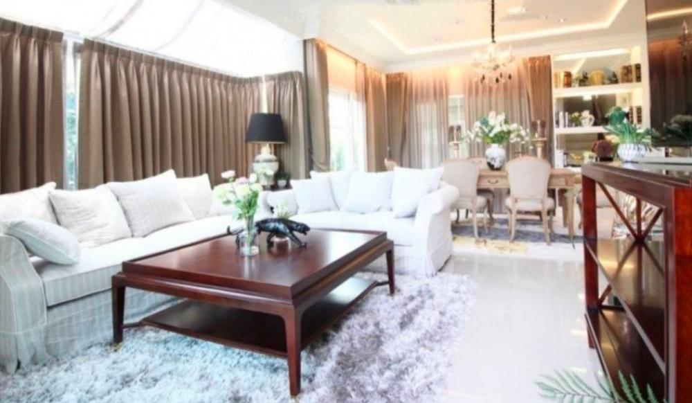 For RentHouseKaset Nawamin,Ladplakao : #Seerentsale announces single house for rent in Kaset-Nawamin Grandio Nawamin 42Rent a luxury home with a life style level.