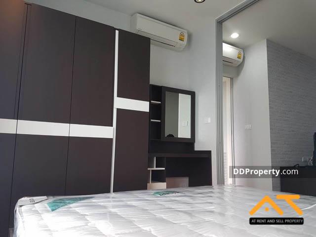 For RentCondoThaphra, Wutthakat : For rent, The President Sathorn - Ratchaphruek 2, 1 bedroom, 35 sq.m., near BTS Bang Wa