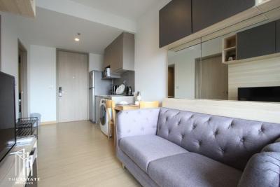 เช่าคอนโดอ่อนนุช อุดมสุข : Condo for RENT *Whizdom Connect ชั้นสูง 20+ วิวเมืองสวยสุดๆ แต่งเรียบร้อย @15,000 Baht