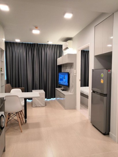 For RentCondoKasetsart, Ratchayothin : For rent The Ville Express Ratchayothin * 2-year lease agreement, discount price