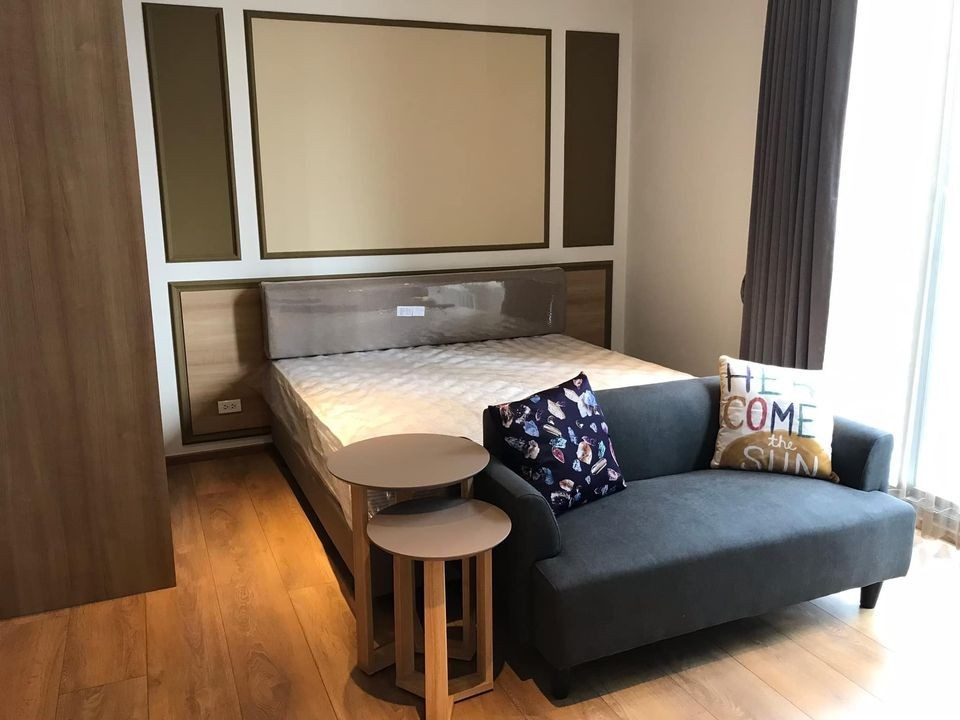 For RentCondoSukhumvit, Asoke, Thonglor : Condo for rent, Park 24, size 1 bedroom, size 32.77 sq.m. (no block view), fully furnished.