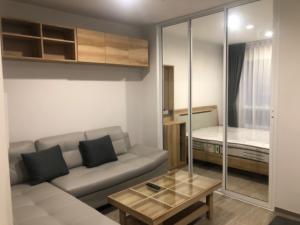 For RentCondoOnnut, Udomsuk : Condo for rent, Regent Sukhumvit 97/1 - Building D, 3rd floor, size 28 sqm., Same building with swimming pool, fitness, legal