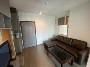 For RentCondoOnnut, Udomsuk : Ideo Sukhumvit 93 + 1 Bedroom, 31 sq.m. 10th Floor 🔸 Fully furnished & Electric appliances