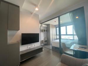 เช่าคอนโดอ่อนนุช อุดมสุข : Ideo Sukhumvit 93 ไอดีโอ สุขุมวิท 93  ให้เช่า 1bedroom ตกแต่งครบพร้อมเข้าอยู่ วิวโล่งชั้นสูง ครัวปิด ห้องหน้ากว้าง