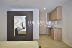 For SaleCondoLadprao, Central Ladprao : Urgent sale, best price, only 2,850,000 baht, 1 bedroom, 34 Sqm, high floor, beautiful room, contact Ice 0954080075