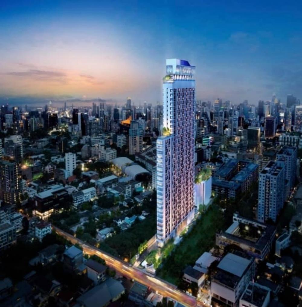 For RentCondoSukhumvit, Asoke, Thonglor : New condo for rent, very beautiful, very good location, XT EKKAMAI BY SANSIRI, book only 10,000 contracts for 1 year, stay free for another 3 months, free Internet room, great value, the project is ready to move in at the beginning of the year 64