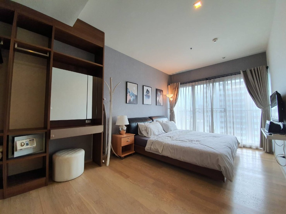For SaleCondoSukhumvit, Asoke, Thonglor : Noble Refine [for sale] very low price. The cheapest sale in the building With tenants