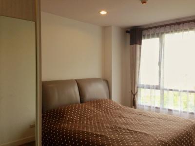 For RentCondoAri,Anusaowaree : Condo for rent Silk Sanam Pao Phaholyothin Soi 3, 100 meters from BTS Sanam Pao.