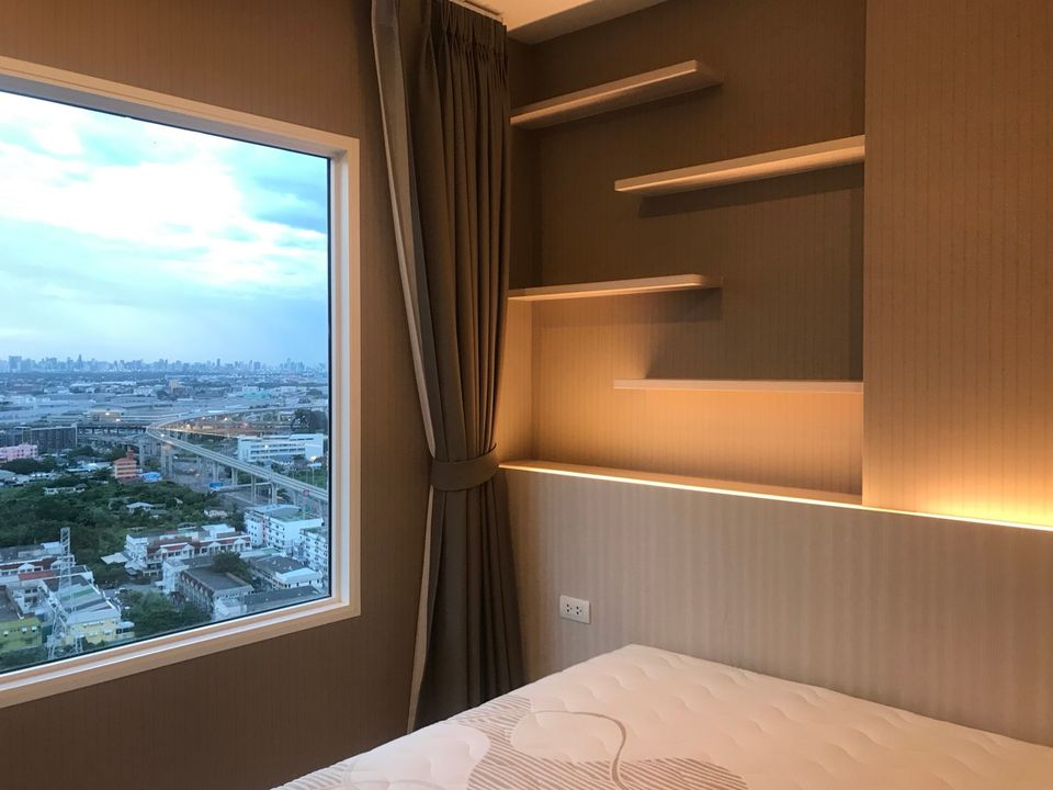For RentCondoSamrong, Samut Prakan : Room for rent : Aspire Erawan Prime ( BTS  Erawan )