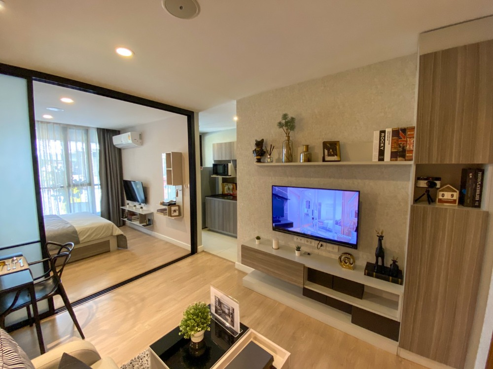 For SaleCondoSathorn, Narathiwat : Book 999 baht, The Cube Urban Condo Sathorn-Chan, unrequited loan, near Sathorn, ready to move in.