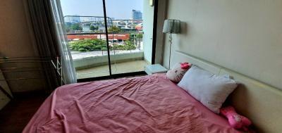 For RentCondoRama3 (Riverside),Satupadit : Wow!! # POP1 Supalai Casa Riva For Rent 13,000 Baht / Month