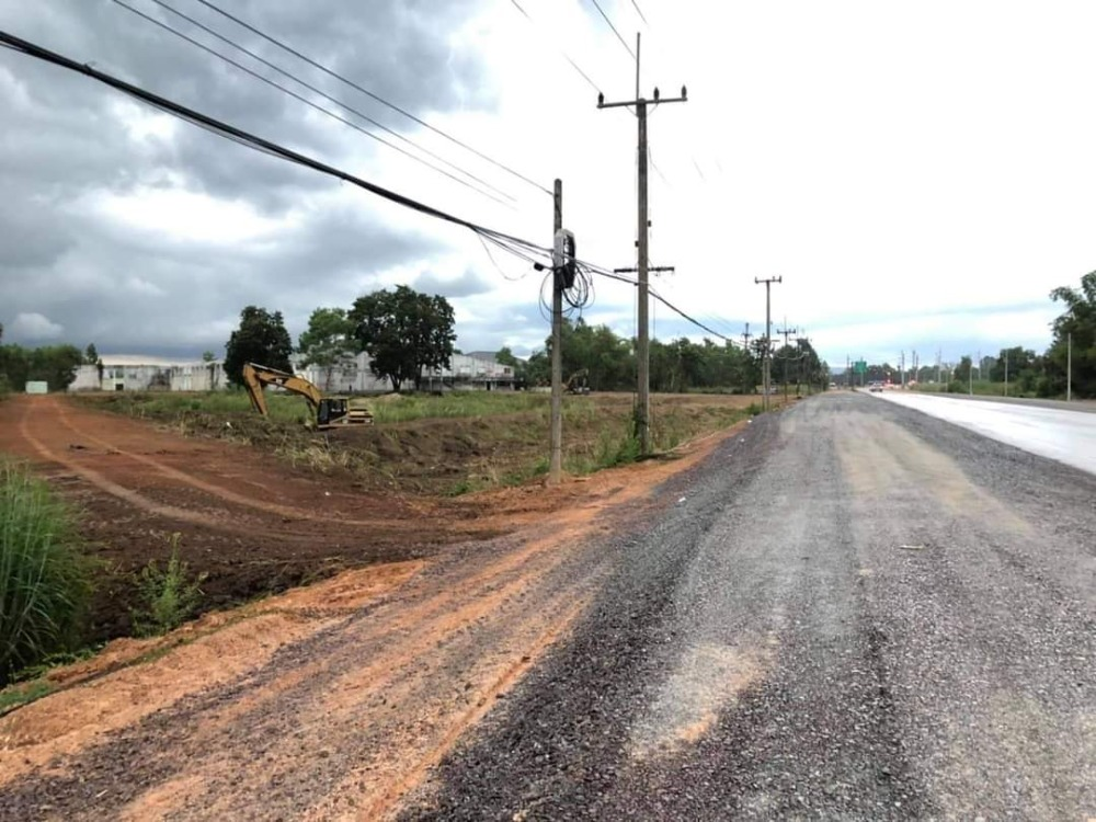 For SaleLandPrachin Buri : Ps176 land for sale, plus a factory larger than 6000 sqm. Very cheap