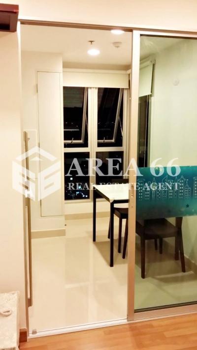 เช่าคอนโดรัชดา ห้วยขวาง : 🔥 แต่งสวย ห้องกว้าง ทำเลดี เดินทางสะดวก ให้เช่าคอนโด Centric Ratchada - Suthisan ใกล้ MRT สุทธิสาร