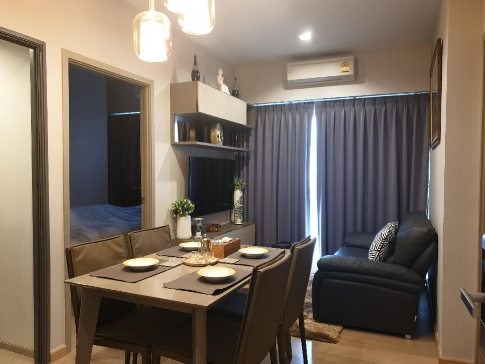 For RentCondoOnnut, Udomsuk : For Rent Whizdom Connect 2 bed 1 bath