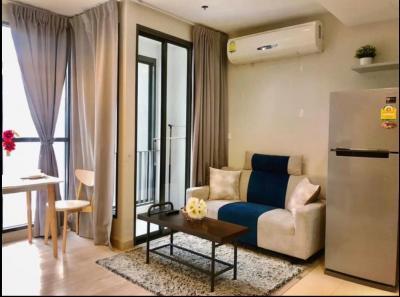 เช่าคอนโดพระราม 9 เพชรบุรีตัดใหม่ : ***เช่าด่วน Ideo Mobi พระราม 9 ***1 ห้องนอน Duplex ขนาด 40 ตร.ม. แต่งสวยพร้อมเข้าอยู่!!!