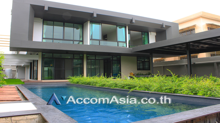 For RentHouseOnnut, Udomsuk : House 4 Bedroom For Rent BTS Phra khanong in Sukhumvit Bangkok