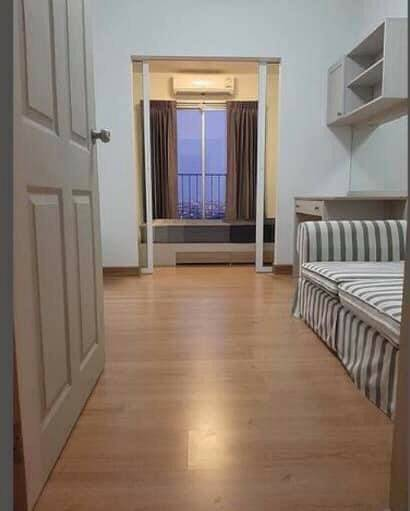 For SaleCondoRathburana, Suksawat : N0052 Condo river view, good condition, the best price in the project. Ready to move in, complete items, contact 0647464265