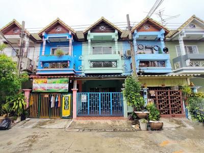 เช่าทาวน์เฮ้าส์/ทาวน์โฮมนวมินทร์ รามอินทรา : ให้เช่าทาวน์เฮาส์ (หมู่บ้านตะวันนา) เดือนละ 8,000 บาท สภาพใหม่ พร้อมเข้าอยู่