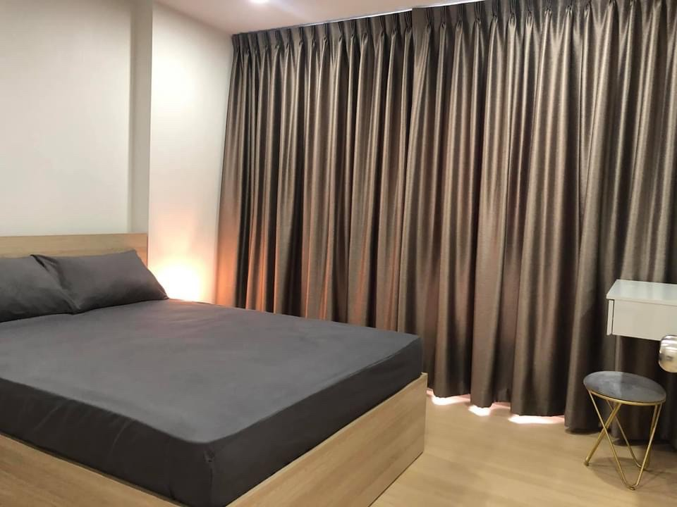 For RentCondoThaphra, Wutthakat : 🔥Hot Deal !!! 🔥 Supalai Park Talat Phlu for rent, beautiful room, fully furnished, ready to move in.