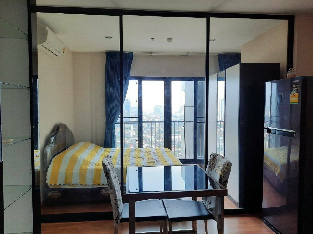 For RentCondoPinklao, Charansanitwong : Condo for rent, The Tree Rio Bang Aor Station, beautiful room, cheap