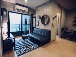 For RentCondoRama9, Petchburi, RCA : +++ Urgent rent +++ Lumpini Suite Phetchaburi-Makkasan ** 2 bedrooms 41 sq m, 24th floor, open view, fully furnished !!