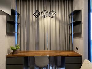 เช่าคอนโดสยาม จุฬา สามย่าน : ให้เช่า Ashton-Chula ห้องสวย ตกแต่งเป็นแสน เครื่องใช้ไฟฟ้าครบ ต่อรองราคาได้ ติดต่อ 095-294-7892