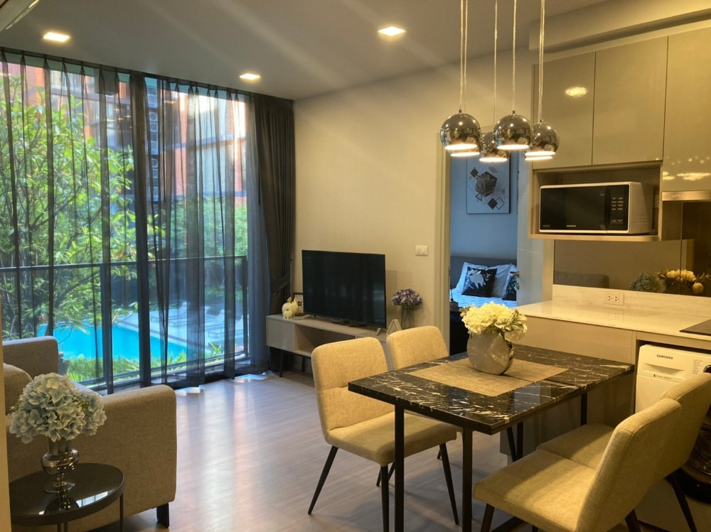 For SaleCondoSukhumvit, Asoke, Thonglor : Quintara Treehaus Sukhumvit 42 for sale, Below the market price, 2 BR