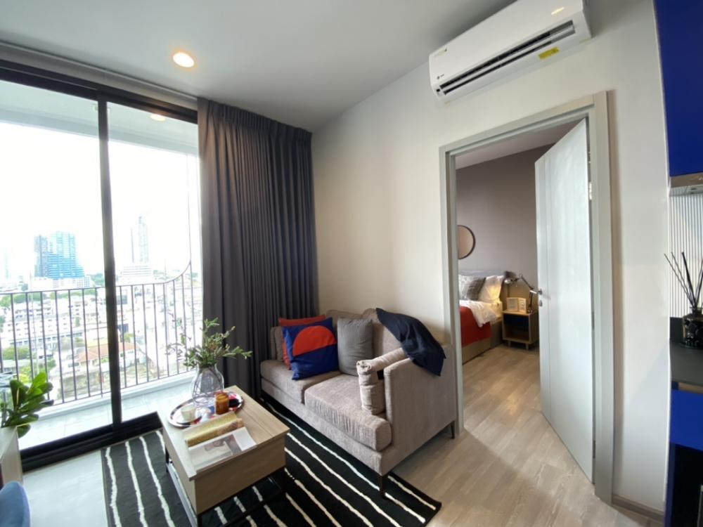 For RentCondoSukhumvit, Asoke, Thonglor : Urgent rent, new condo, XT Ekkamai from Sansiri, new room, new furniture All new electrical appliances are great value. Interested in seeing the appointment notification room?