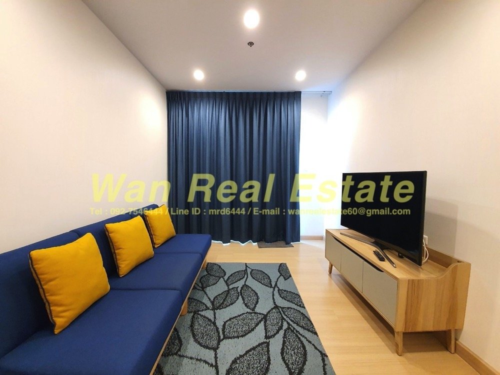 For RentCondoSathorn, Narathiwat : Condo for rent: Supalai Lite Ratchada - Narathiwat - Sathorn, 16th floor, size 57 sq.m., beautiful decoration, near Sathorn, ready to move in.