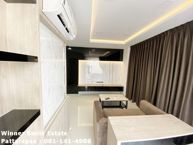 For RentCondoBangna, Lasalle, Bearing : Condo for rent The Parkland Bangna fully furnished !!