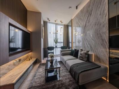 For RentCondoSapankwai,Jatujak : 🎉 For rent, 1 bedroom, high floor, very beautiful.