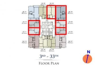 Sale DownCondoSilom, Saladaeng, Bangrak : ขายดาวน์ ห้องสวยวิวสระ และห้องอื่นๆ ขนาด 55 , 80 และห้อง 41.5 Sqm มีให้เลือกหลายยูนิต ( Supalai สี่พระยา - สามย่าน )