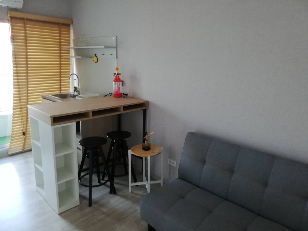 For RentCondoRama9, RCA, Petchaburi : Condo with air-link ram, 1 year contract