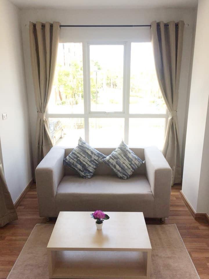 For RentCondoSamrong, Samut Prakan : For rent Miami Bangpu Miami Bangpu