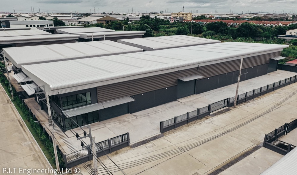For RentWarehouseBangna, Lasalle, Bearing : Warehouse and office for rent