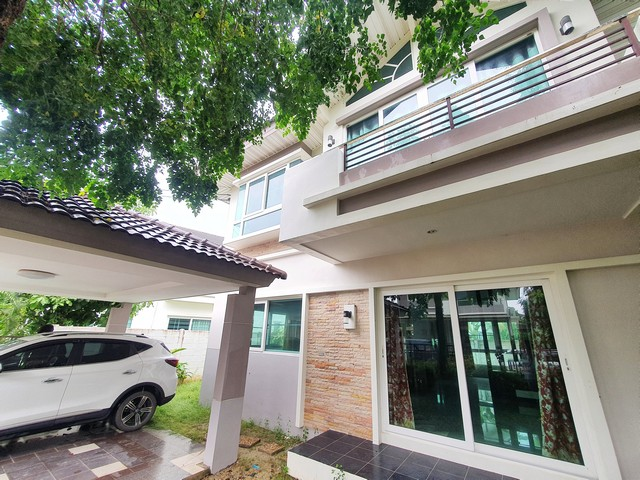 For SaleHouseRayong : [House for sale] Supalai Parkville Rayong, in the heart of Rayong